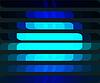 Hintergrund mit horizontalen Farbzellen