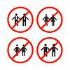 Verbot Zeichen für die gleichgeschlechtliche Ehe,