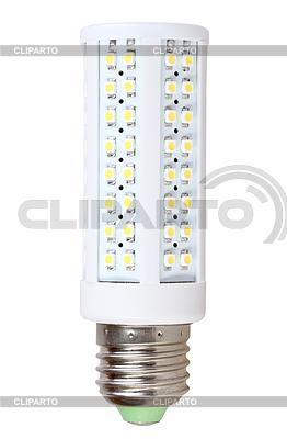 Nur energiesparende LED-Lampe | Foto mit hoher Auflösung |ID 3691709