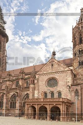 Minster in Freiburg. Europe. Germany | Foto stockowe wysokiej rozdzielczości |ID 4514777