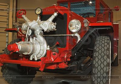 Firefighters truck | Foto stockowe wysokiej rozdzielczości |ID 3525005