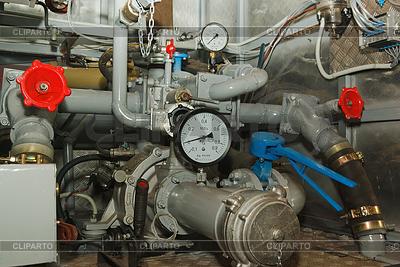 소방차 호스 밸브 | 높은 해상도 사진 |ID 3525048