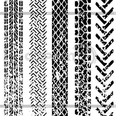 Результаты поиска отпечатки шины