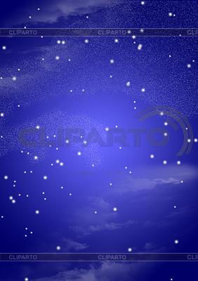 Blick auf einen Teil der Milchstraße | Illustration mit hoher Auflösung |ID 3485171