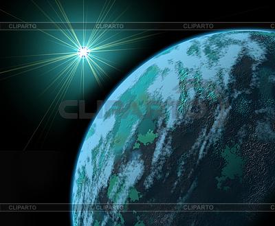 Stern, Nacht, Planet | Illustration mit hoher Auflösung |ID 3429809