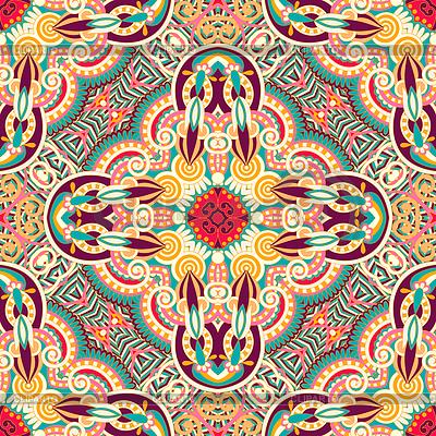 Original Retro Paisley nahtlose Muster | Illustration mit hoher Auflösung |ID 3544009
