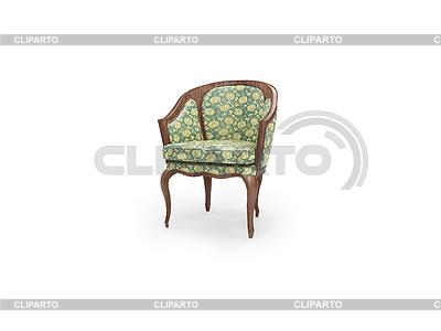 Meble antyczne królewski | Stockowa ilustracja wysokiej rozdzielczości |ID 3529949