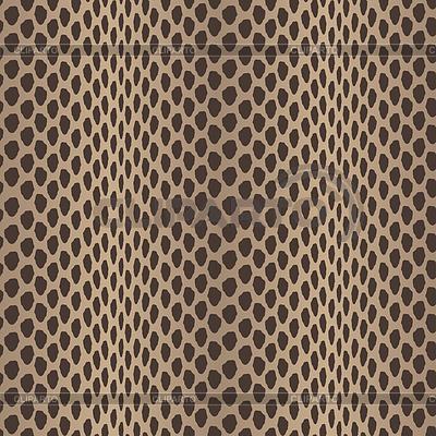 Nahtlose texturierte Schlangenhaut | Stock Vektorgrafik |ID 3531828
