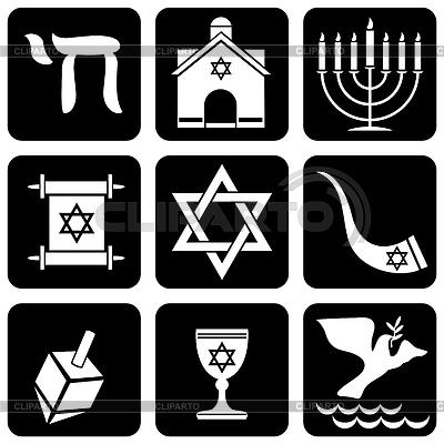 Znaki religijne. część 3 | Klipart wektorowy |ID 3502168