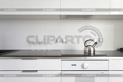 Modernes Küche-Interieur | Foto mit hoher Auflösung |ID 3465192