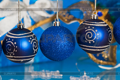 New Year`s and Christmas ornaments and carnival mask | Foto stockowe wysokiej rozdzielczości |ID 3695454