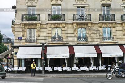 Парижане на улице Парижа. Франция | Фото большого размера |ID 3447486