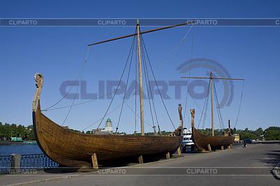 海盗船在维堡 | 高分辨率照片 |ID 3387468
