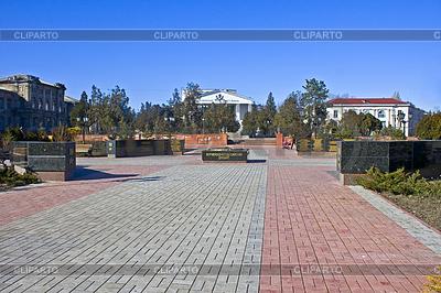 Denkmal der Verteidigung in Kertsch | Foto mit hoher Auflösung |ID 3446368