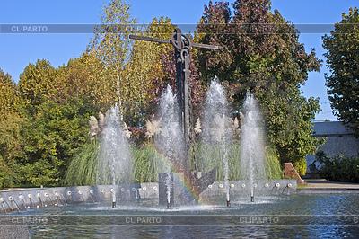 Fountain Friendship | Foto mit hoher Auflösung |ID 3496997