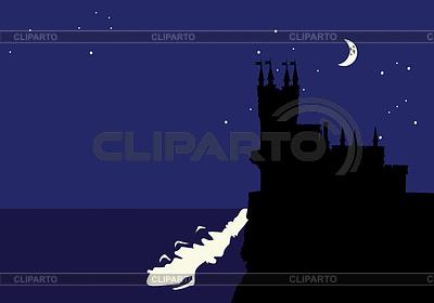 Crimean evening | Klipart wektorowy |ID 3594082