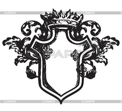 Heraldic Wappen | Stock Vektorgrafik |ID 3440206