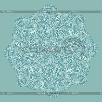 Ornamentalen runde Spitze | Foto mit hoher Auflösung |ID 3694048