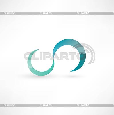 Symbol der Unendlichkeit | Stock Vektorgrafik |ID 3672466