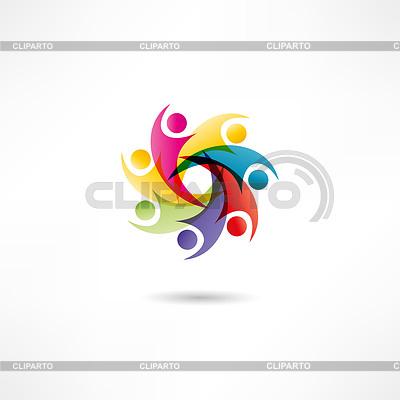 Ikona biznesu. Transakcja | Klipart wektorowy |ID 3689518