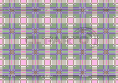 Background of squares and stripes in pastel colors | Klipart wektorowy |ID 3585182