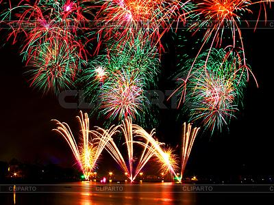 Feuerwerk | Foto mit hoher Auflösung |ID 3442499
