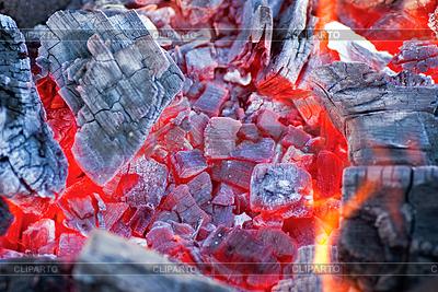Palenie węgiel w tle | Foto stockowe wysokiej rozdzielczości |ID 3697789