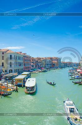 Stadtansicht von Venedig in Italien | Foto mit hoher Auflösung |ID 3389750