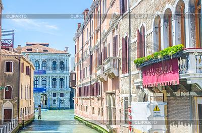 Odsłon Wenecja we Włoszech | Foto stockowe wysokiej rozdzielczości |ID 3428541