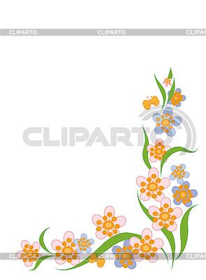 Результаты поиска уголок цветы