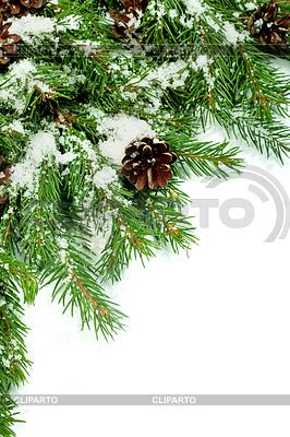 Weihnachts-Hintergrund als Ecke | Foto mit hoher Auflösung |ID 3431340