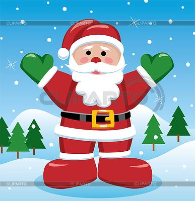 Santa-Claus | Stock Vektorgrafik |ID 3477078
