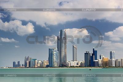 Stadtbild von Abu Dhabi | Foto mit hoher Auflösung |ID 3399288