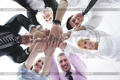 商务人士组联手 | 高分辨率照片 |ID 3403969