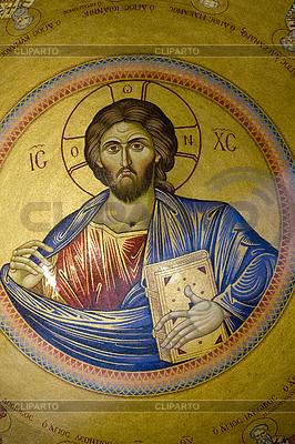 Jesus. Kirche des Heiligen Grabes | Foto mit hoher Auflösung |ID 3436782