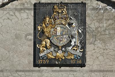 Britisches Wappen | Foto mit hoher Auflösung |ID 3437735