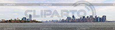 Skyline von Manhattan | Foto mit hoher Auflösung |ID 3438683