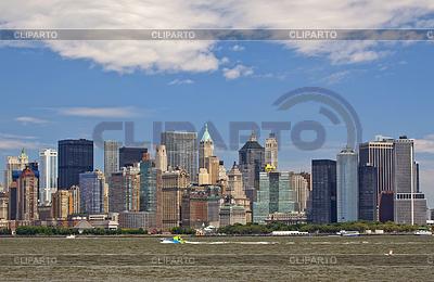 Manhattan skyline | Foto stockowe wysokiej rozdzielczości |ID 3438685