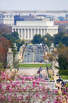 Washington DC. Lincoln Memorial | Foto mit hoher Auflösung |ID 3439599