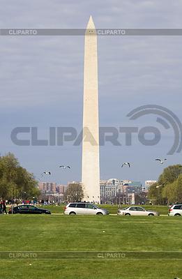 Pomnik Waszyngtona | Foto stockowe wysokiej rozdzielczości |ID 3439669