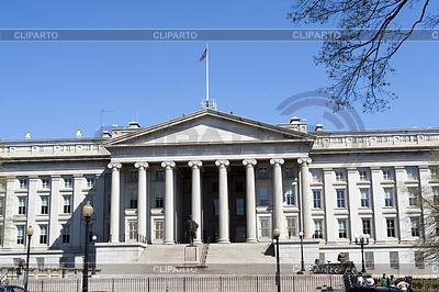 United States Department of Treasury Vereinigten | Foto mit hoher Auflösung |ID 3439808