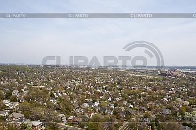 Widok z Aleksandrii w stanie Wirginia | Foto stockowe wysokiej rozdzielczości |ID 3439885