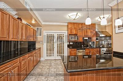 Beautiful Home Kitchen | Foto mit hoher Auflösung |ID 3440368