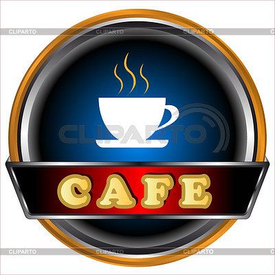 Cafe logo | Stock Vector Graphics | CLIPARTO