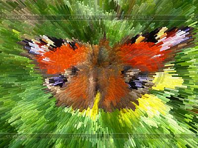 Motley Pfau Auge | Foto mit hoher Auflösung |ID 3463768