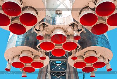 Rakieta silnika | Foto stockowe wysokiej rozdzielczości |ID 3492479