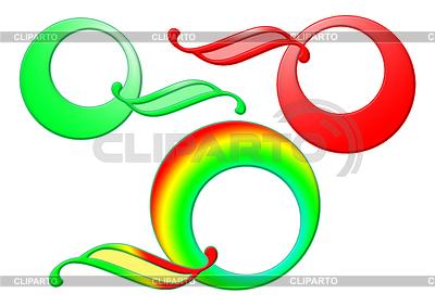 Okrągły jasne ramy | Stockowa ilustracja wysokiej rozdzielczości |ID 3474016