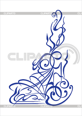 Decorative ornament 00 | Stock Vektorgrafik |ID 3597556