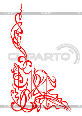 Decorative ornament 00 | Stock Vektorgrafik |ID 3597557