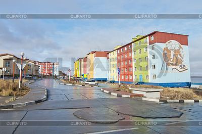 Anadyr street | Foto stockowe wysokiej rozdzielczości |ID 3520544